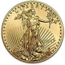 2017 1/10 oz Gold American Eagle BU Gold Brilliant Uncirculated