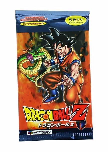 24P10C Series 1 Trading Cards HOBBY Box Japanese Dragonball Z