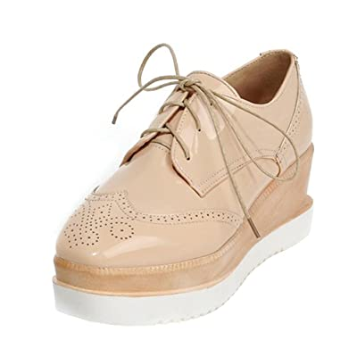 Agodor , Chaussures à lacets femme