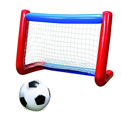 BANZAI Mega All-Star Soccer Set: Toys & Games