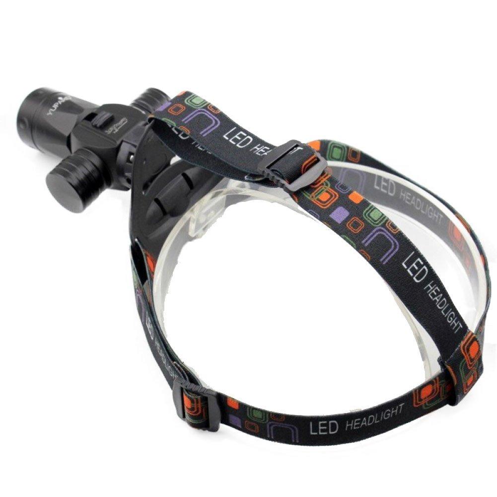 T6 LED Tauchscheinwerfer Licht Unterwasser Wasserdichte Weitbereichsweißes Licht