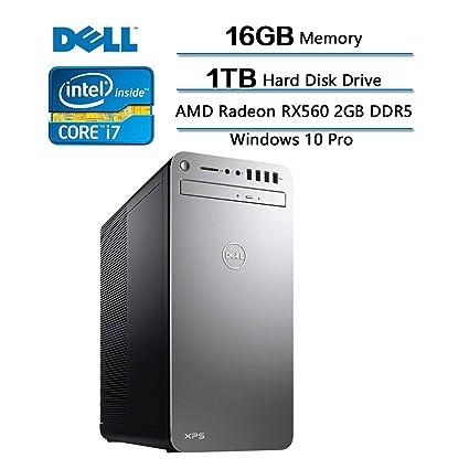 Amazon com: Dell XPS Business Desktop, Intel Core i7-6700 Up