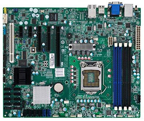 Tyan Dual Cpu - Tyan Xeon/Intel C204/ DDR3/ SAS/ SATA3/ V&2GbE LGA1155ATX Server Motherboard S5512WGM2NR