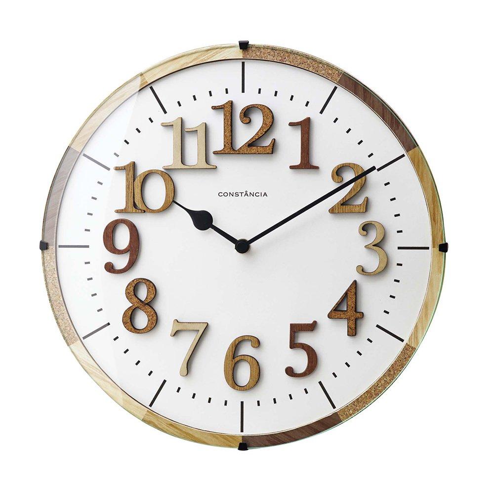 インターフォルム(INTERFORM INC.) 電波掛け時計 Tiel ティール CL-9706 CL-9706 B00OAX09SG