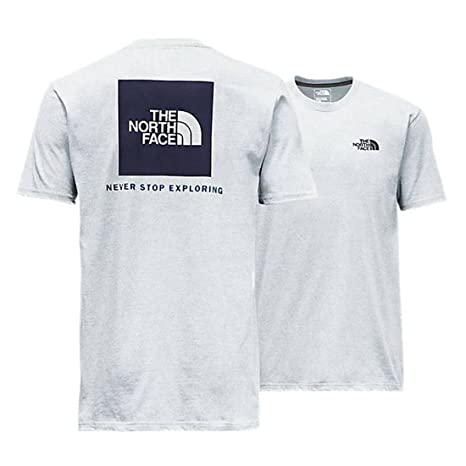 f542422da Amazon.com: THE NORTH FACE Men's RED BOX Short Sleeve Tee Shirt ...