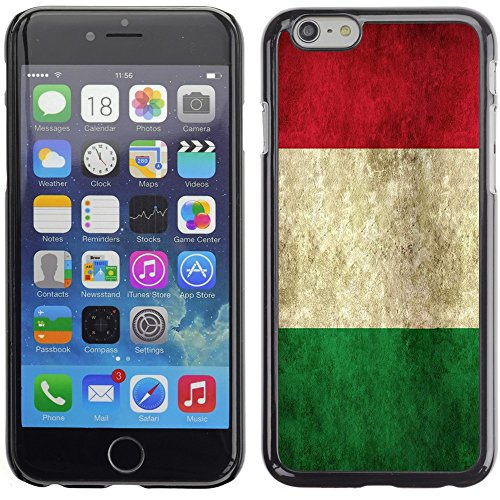 Graphic4You Vintage Italian Flag of Italy Design Hard Case Cover for Apple iPhone 6 Plus (Italian Flag Iphone 6 Plus compare prices)