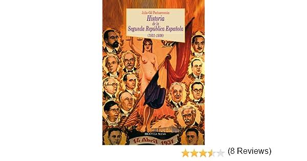 HISTORIA DE LA SEGUNDA REPÚBLICA ESPAÑOLA (1931-1936) eBook ...