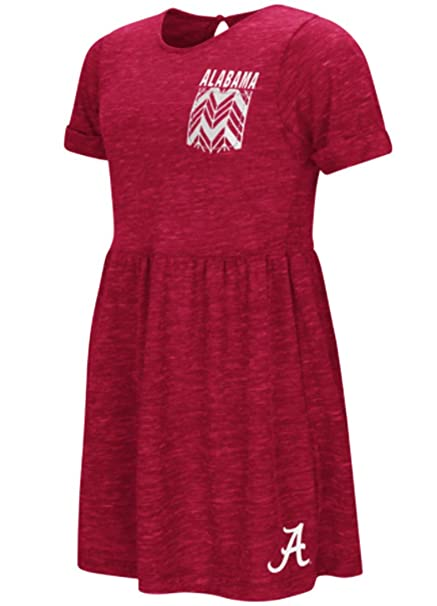 ab225558288c Colosseum NCAA University Alabama Crimson Tide Youth Girls Warm Up ...
