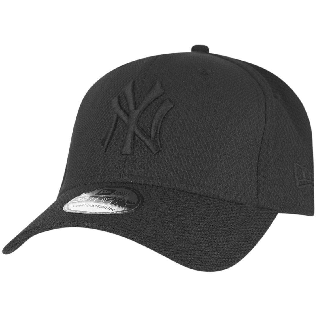New Era Caps Diamond Era Ess New York Yankees Black