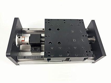 Attuatore lineare da 400 mm 1605 Sfera Vite Guida di guida con motore 57 per rou