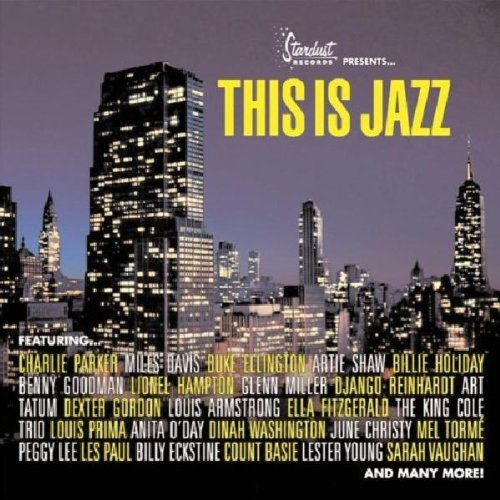 This Is Jazz by Cleopatra