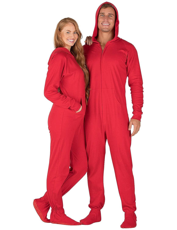 44711138be Footed pajamas ferrari red adult hoodie cotton onesie clothing jpg  1159x1500 Harley davidson footed pajamas