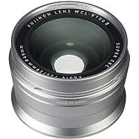 Fujifilm 16534716 Fujinon WCL-X100 II Wide Conversion Lens, Silver