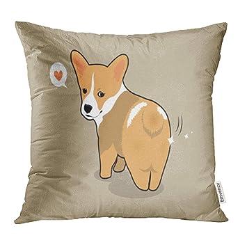 Amazon.com: Emvency - Fundas de almohada de 18.0 x 18.0 in ...