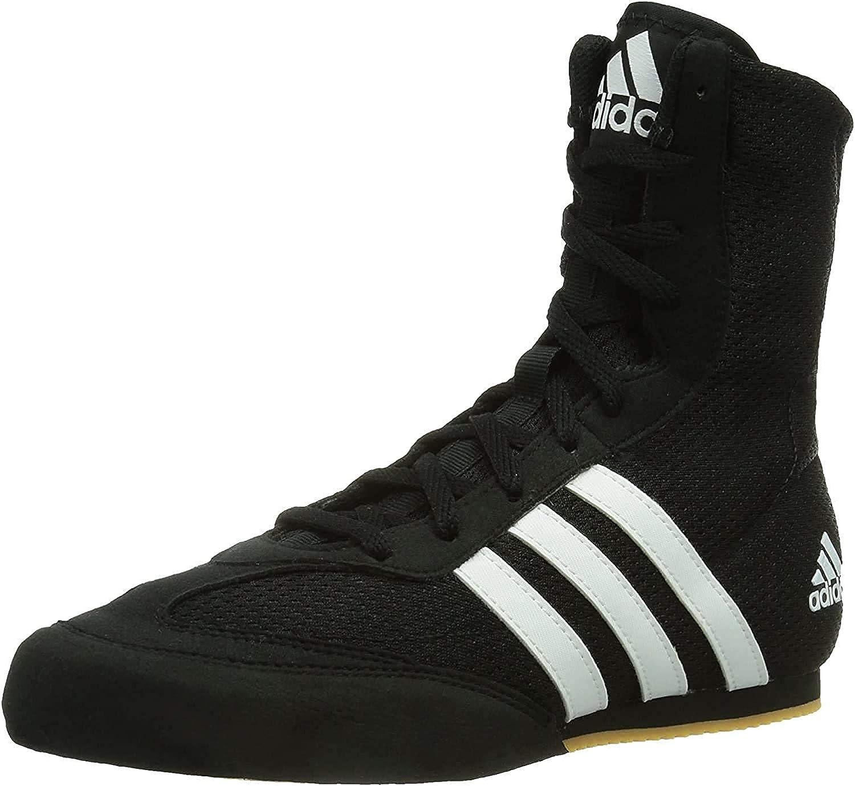 adidas Box Hog Mens Boxing Trainer Shoe