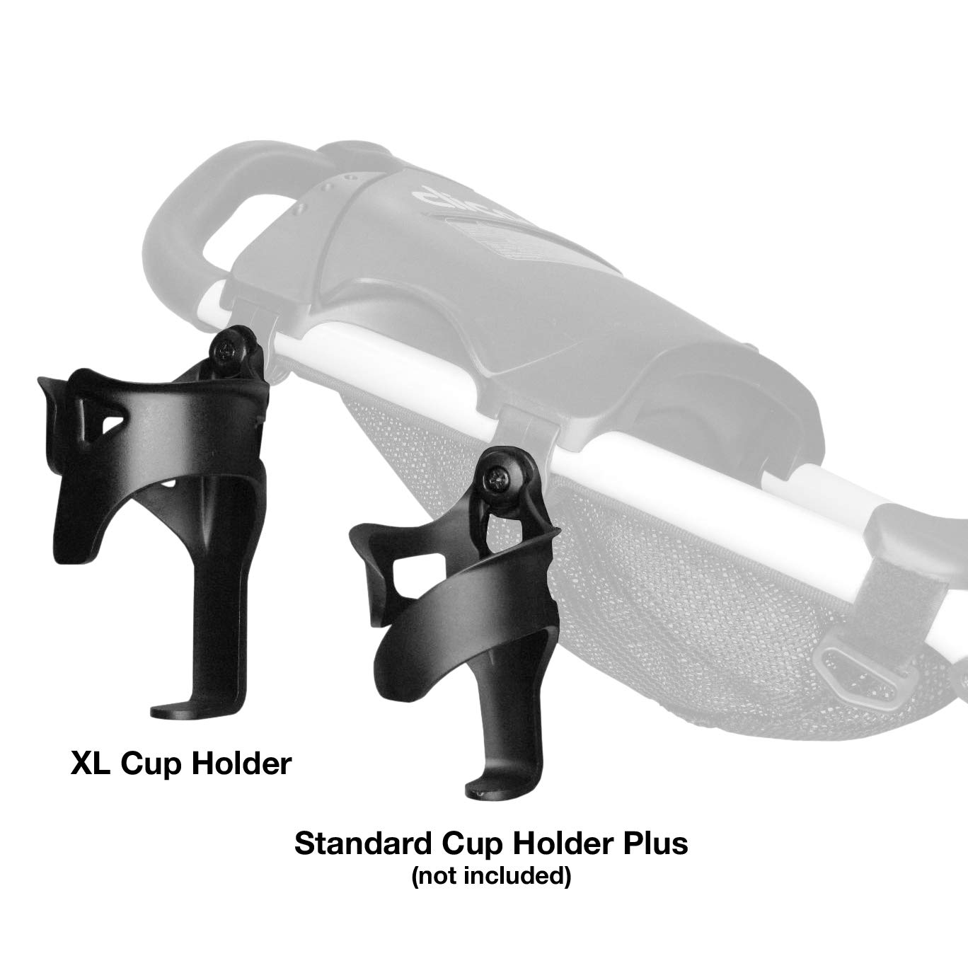 Clicgear XL Cup Holder by Clicgear
