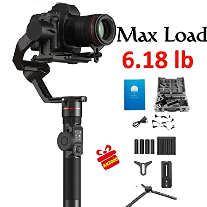 FeiyuTech AK2000 3-Axis Camera Stabilizer Gimbal for Sony Canon 5D on