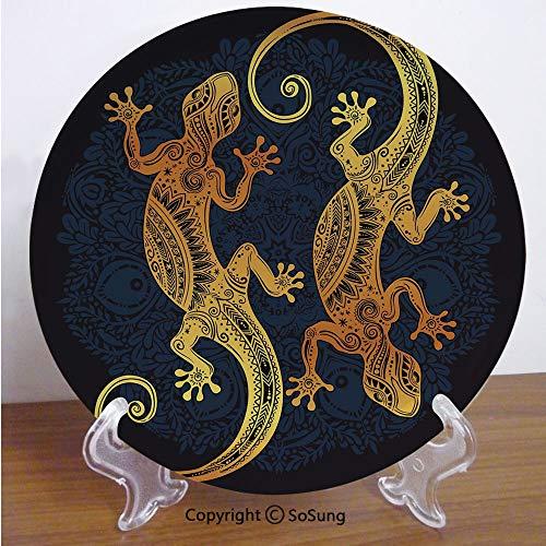SoSung Gold Mandala 8