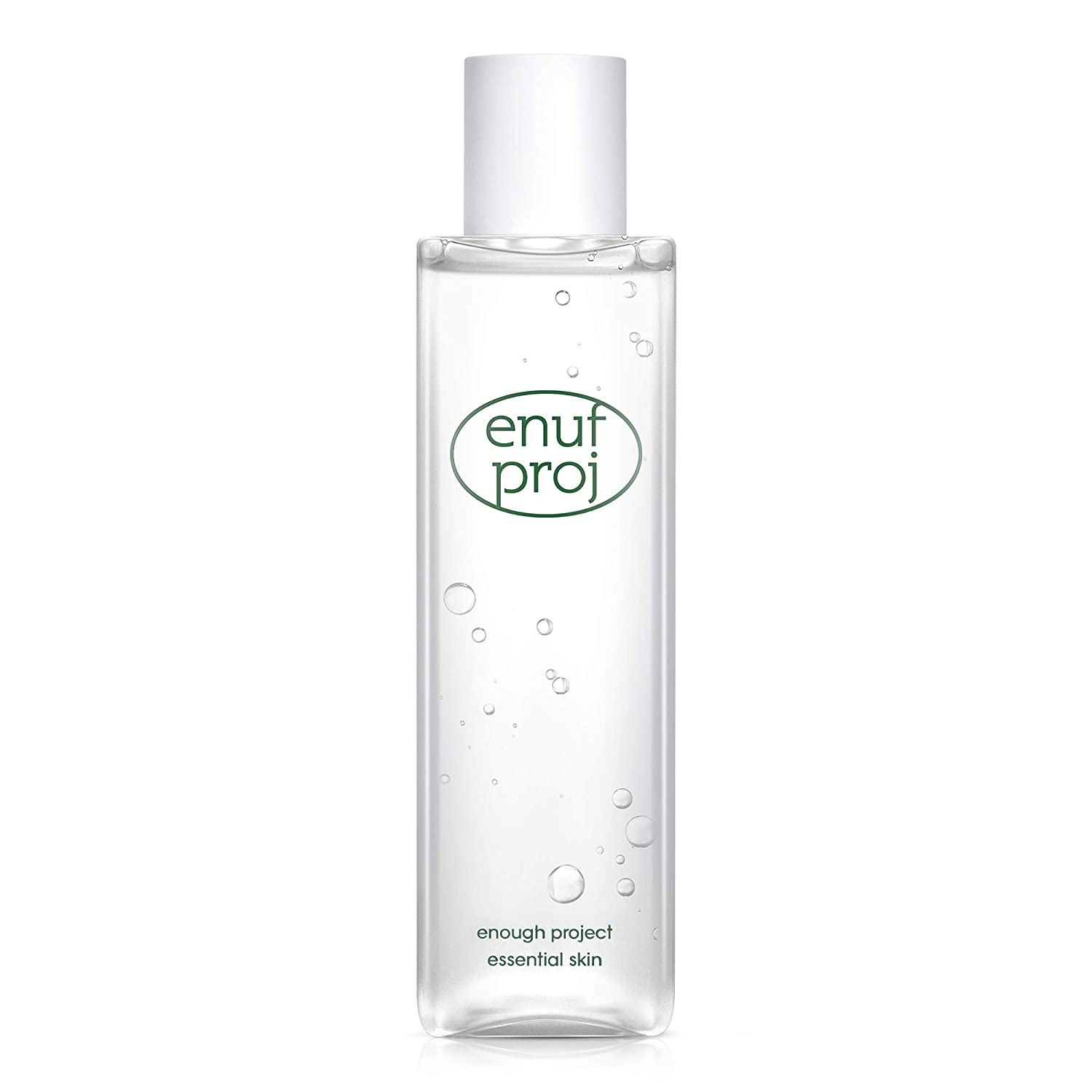 Enough Project Face Toner by Amorepacific- Essential Skin Korean Toner for Face with Beta-Hyaluronic Acid & Panthenol - Facial Toner for Women & Men - Hydration & Moisturizing - 6.76 Fl Oz