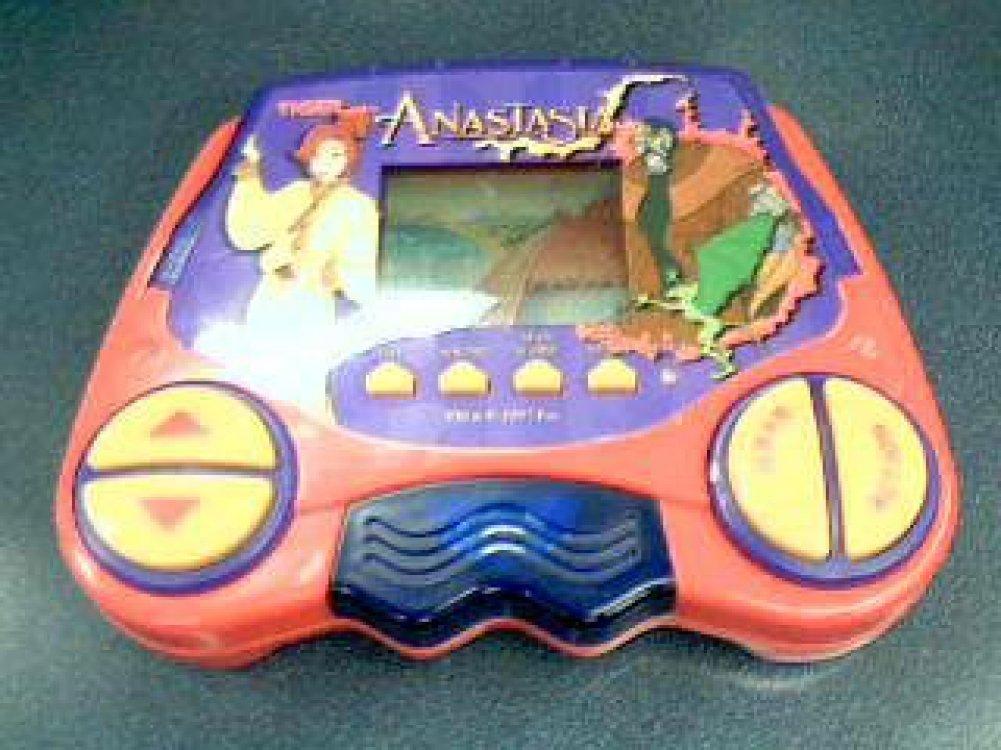2019春の新作 [タイガーエレクトロニクス]Tiger Electronics 1997 , Inc. Fox Anastasia LCD HandHeld Game Anastasia LCD Hand-Held Game [並行輸入品] B004L69IZM, LUZ-光 f077e85c