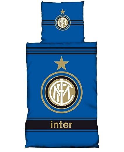 Bertels Parure De Lit Inter Milan Embleme Amazon Fr Cuisine Maison