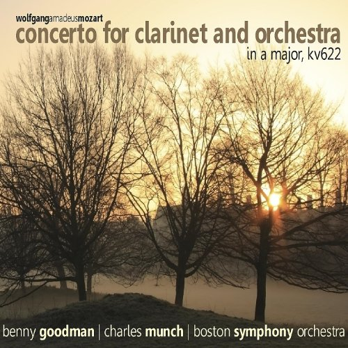 Mozart: Concerto for Clarinet and Orchestra in A Major