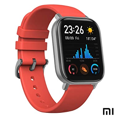 Amazfit - Smartwatch Amazfit GTS Rojo - Smartwatch - Comprar Al ...
