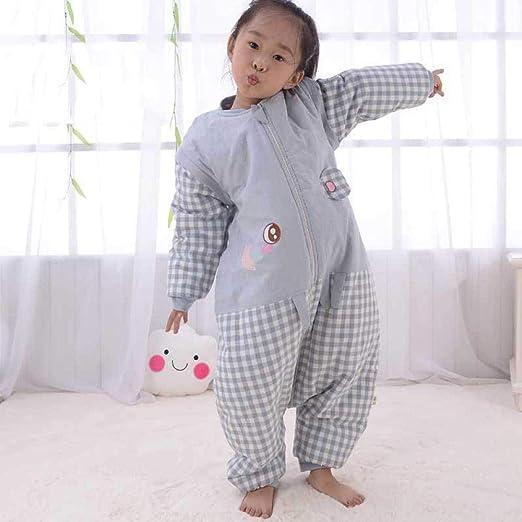 FLHLH Saco de Dormir de algodón Safe Nights Baby, Mallas de ...