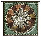 Fine Art Tapestries ''Lizard Mirror'' Wall Tapestry