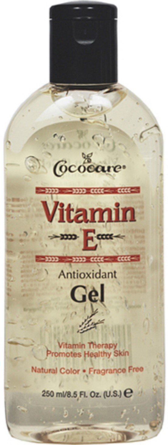 Cococare Vitamin E Antioxidant Gel, 8.5 oz (Pack of 7)