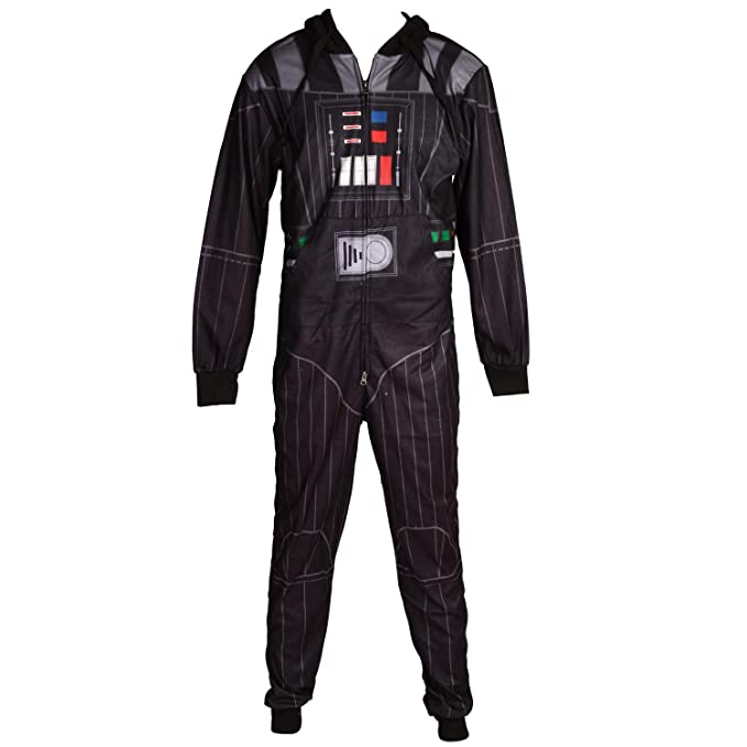 Amazon.com: Star Wars Darth Vader - Traje de unión para ...