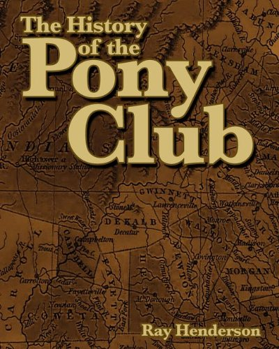 The History of the Pony Club