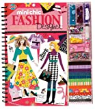 Mini Chic Fashion Designer Book and Kit, Baby & Kids Zone
