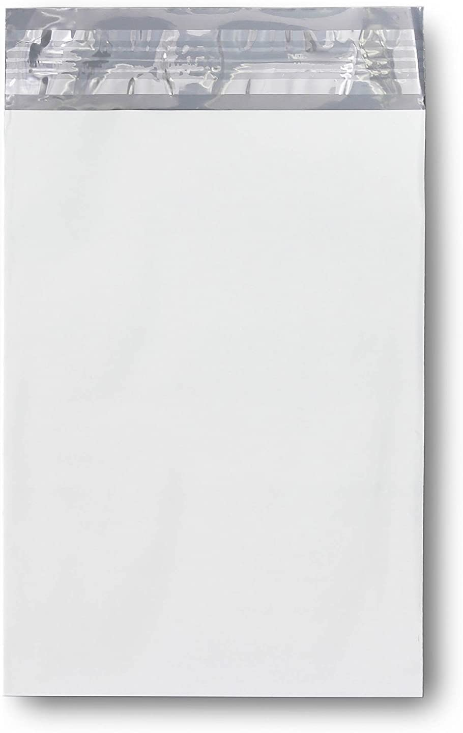 Pack of 50 White, 6 x 9 KKBESTPACK Poly Mailers Envelope Shipping Bags
