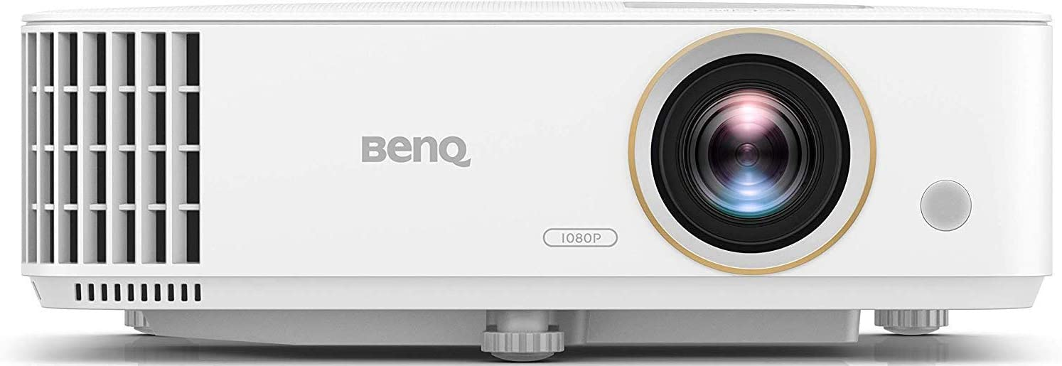BenQ TH685 1080p Gaming Projector | 4K HDR Support | 120hz Refresh Rate | 3500lm | 8.3ms Low Latency | Enhanced Game Mode | Stream Netflix & Prime Video | 3D | 3 Year Industry Leading Warranty