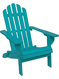 Adirondack Chairs Patio Furniture Amazon Com