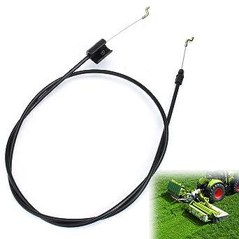 Amazon.com: HOngliuey cable de motor para cortacésped de ...