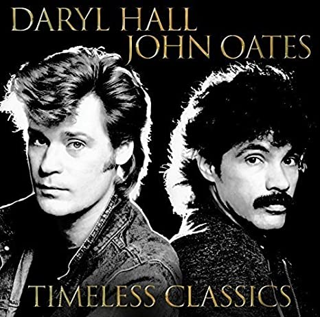 hall and oates greatest hits cd
