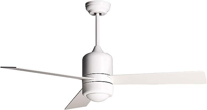 PURLINE Ventilador de Techo con luz, diámetro 122 cm, Mando a ...