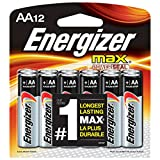 Energizer E91BP12 Max AA12 Batteries