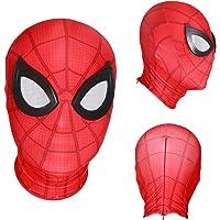 JiaMan HT Halloween Mask Superhero Spider Masks Cosplay Costumes Mask Lycra Fabric Material