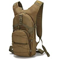 15L Military Molle Backpack 800D Oxford Military Hiking Bicycle Backpacks Outdoor Sports Cycling Climbing Camping Bag Army for Tactical,#01