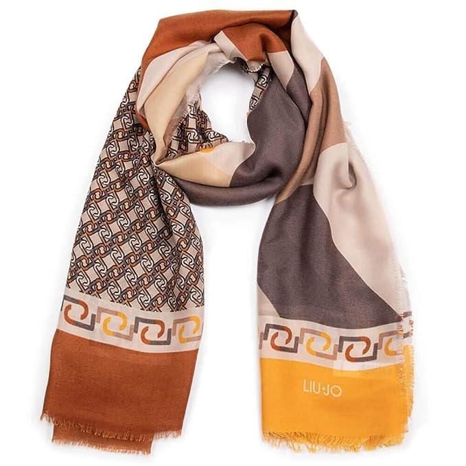 taglia 40 b845e 5b415 foulard donna liu jo hotelgalamilano.it