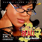Shit, Just Got Real! (Wahida Clark Presents) : The Letter, Book 1 | Tasha Macklin