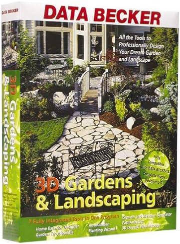Amazon Com 3d Gardens Landscaping
