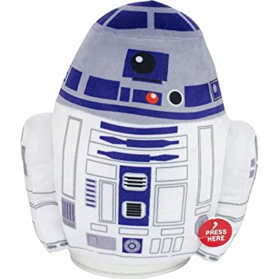 Underground Toys - Star Wars R2-D2 Bump-N-Go Plush with Original Sounds: Toys & Games