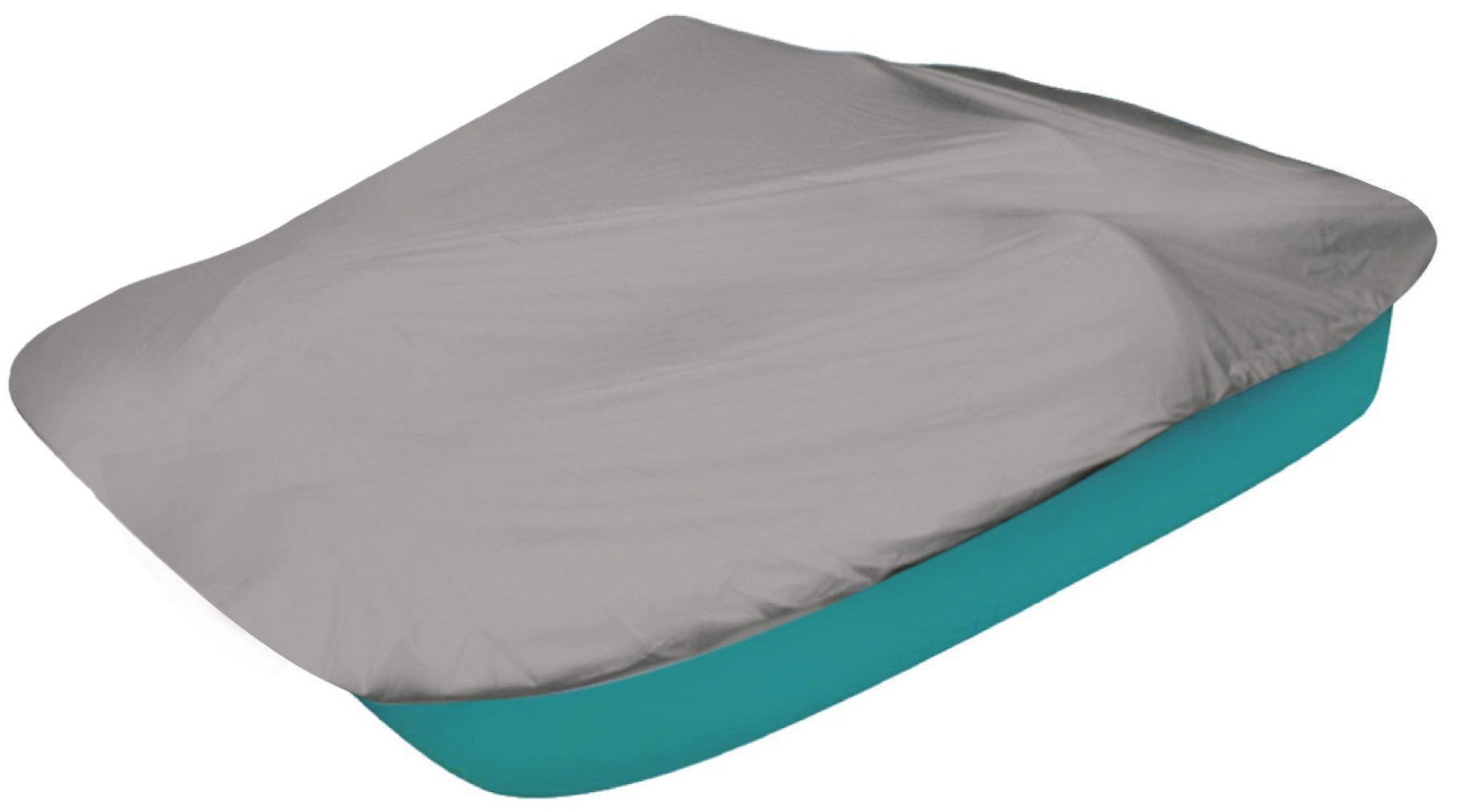 Leader Accessories Polyester Universal Paddle Boat Cover(ShoreGuard Grey) by Leader Accessories