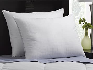 Exquisite Hotel Soft Luxury Plush Down-Alternative Hotel Luxe Pillows  2-Pack, King
