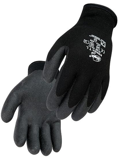 Singer Handschuhe - Guantes - para hombre negro 9: Amazon.es ...