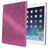 iPad mini 1st Gen Case, BoxWave [Glamour & Glitz Case] Slim, Snap-On Glitter Cover for Apple iPad mini 1st Gen - Cosmo Pink